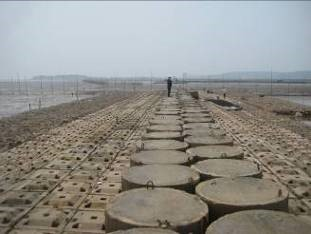 Works: Consolidating, protecting and upgrading sea dyke I from K0 + 000 to K11 + 500 and from K17 + 000 to K17 + 591, Hai Phong